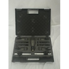 Samson DK707 Percussion Microphone Pack