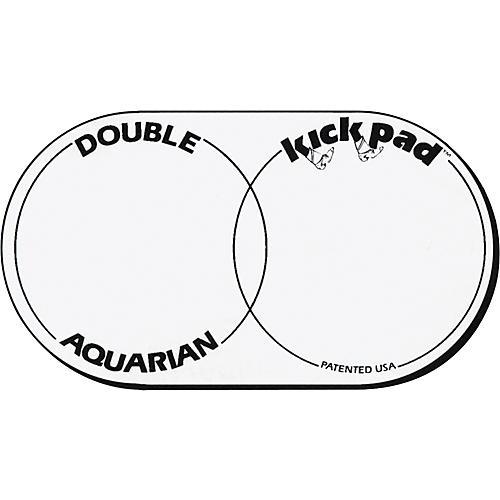 Aquarian DKP2 Double Kick Drum Pad
