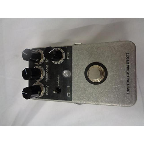 Lovepedal DL-1 Effect Pedal