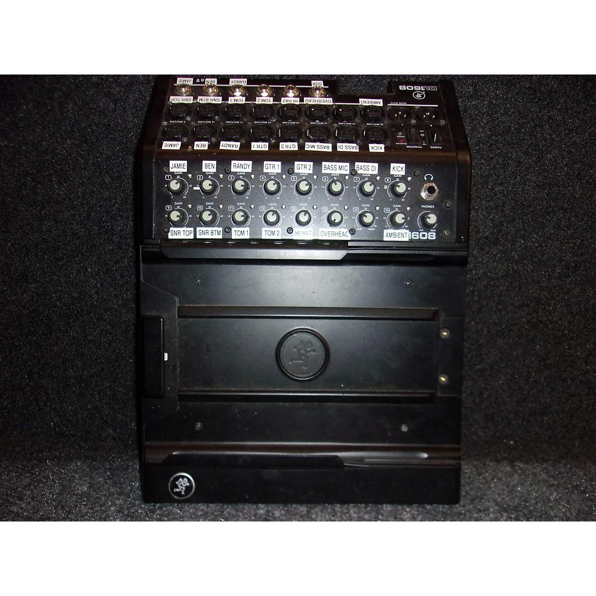 Mackie DL1608 Digital Mixer