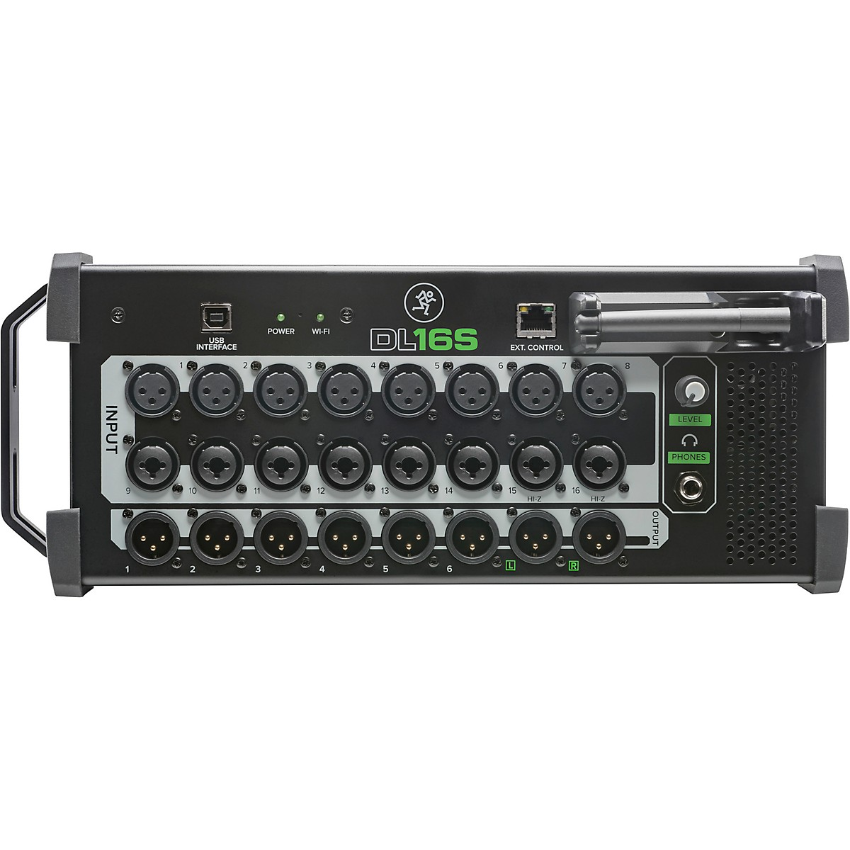 Mackie DL16S 16-Channel Wireless Digital Mixer with WiFi