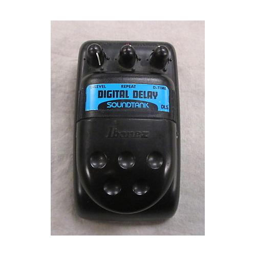 Ibanez DL5 Soundtank Digital Delay Effect Pedal