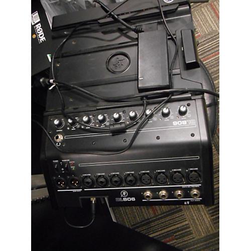 Mackie DL806 Version 2 Unpowered Mixer