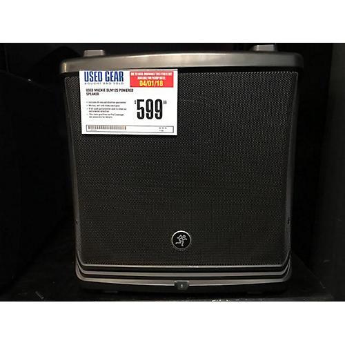 Mackie DLM12S Powered Speaker