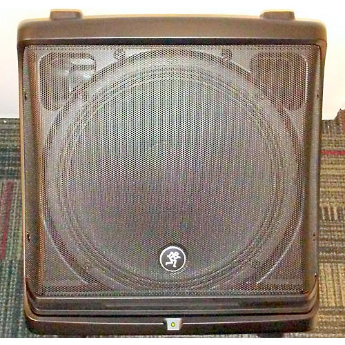Mackie DLM12S SUBWOOFER Powered Speaker