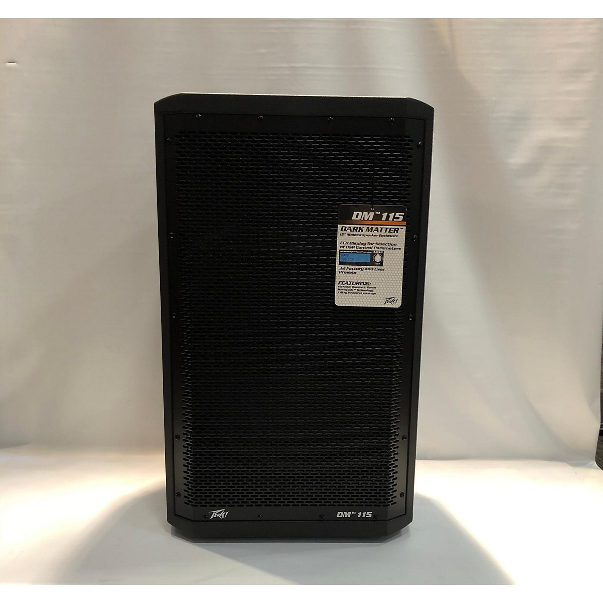 Peavey DM 115 Powered Speaker