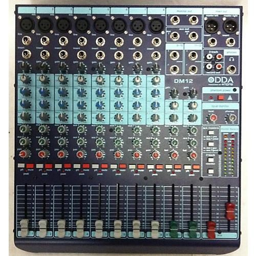 Midas DM 12 Unpowered Mixer