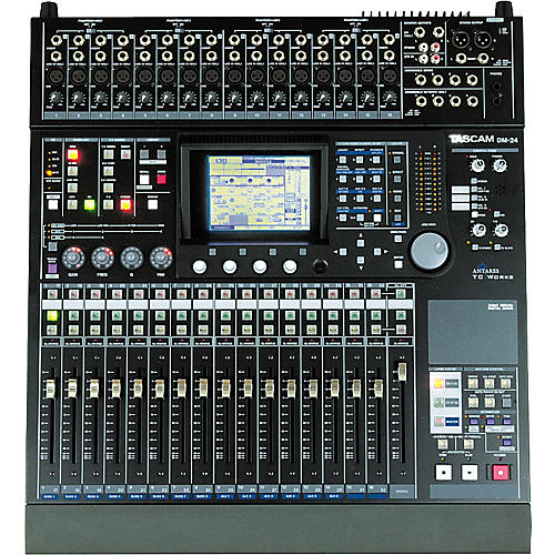 Tascam DM-24 32x8 Digital Mixing Console