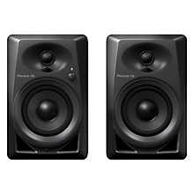 Pioneer DM-40 4-inch Desktop Monitor Speakers Level 1