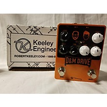 Keeley DM DRIVE Effect Pedal