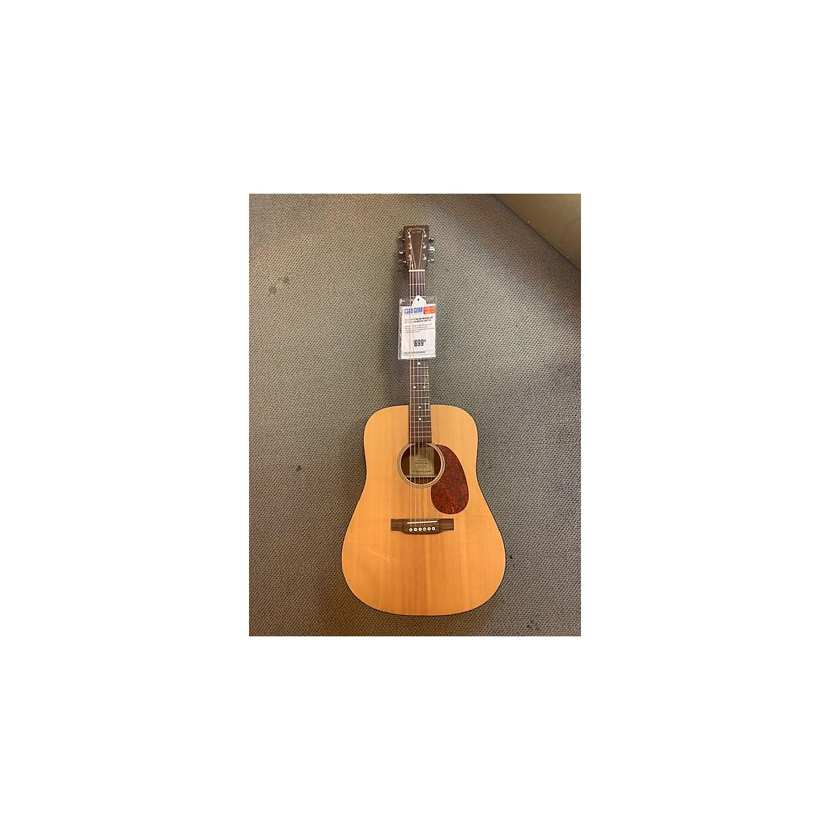 Martin DM Mahogany Acoustic Guitar