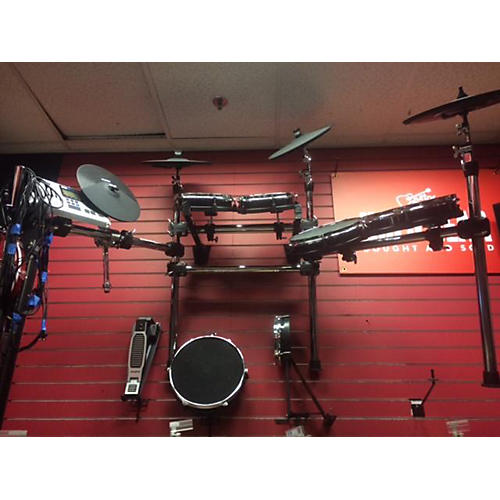 used alesis dm10 pro electric drum set guitar center. Black Bedroom Furniture Sets. Home Design Ideas