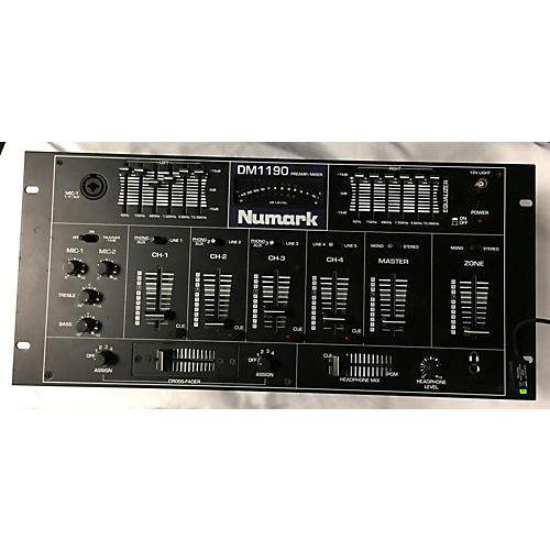 Numark DM1190 Unpowered Mixer
