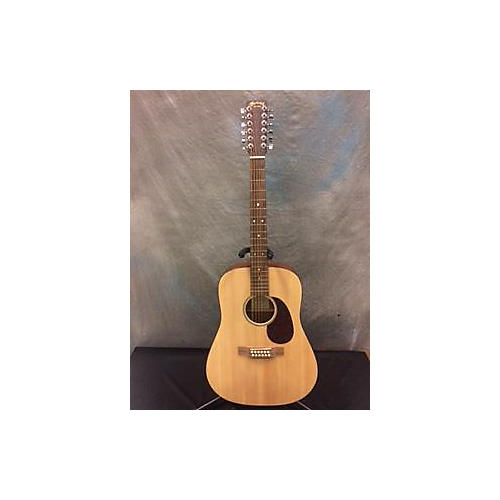 Martin DM12 Natural 12 String Acoustic Guitar