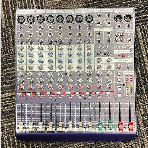Midas DM12 Unpowered Mixer