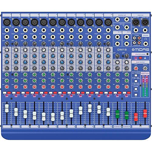 Midas DM16 16-channel Analog Mixer