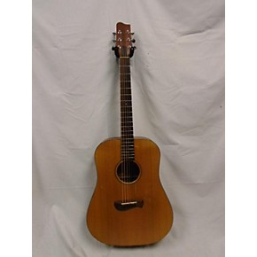 used tacoma dm9 acoustic electric guitar natural guitar center. Black Bedroom Furniture Sets. Home Design Ideas