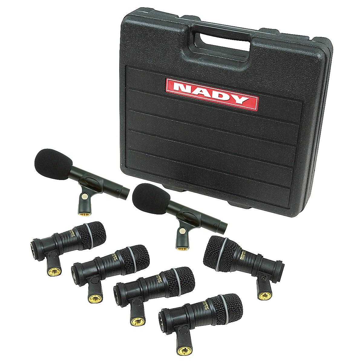 Nady DMK-7 Drum Mic Package