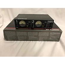 M-Audio DMP3 Dual Microphone Preamp Microphone Preamp