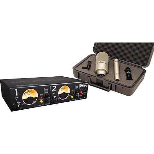 M-Audio DMP3 & MXL 990/991 Package