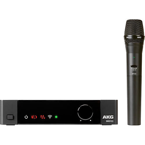 AKG DMS100 Digital Wireless Vocal Microphone Set