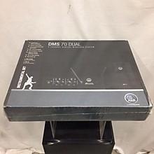 AKG DMS70 Dual Instrument Instrument Wireless System
