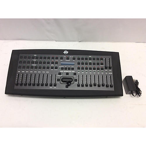 used adj dmx operator pro lighting controller guitar center. Black Bedroom Furniture Sets. Home Design Ideas