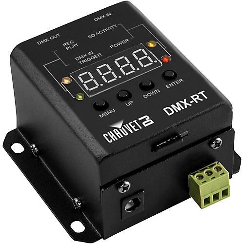 CHAUVET DJ DMX-RT Compact DMX Recording Device with Triggerable Playback