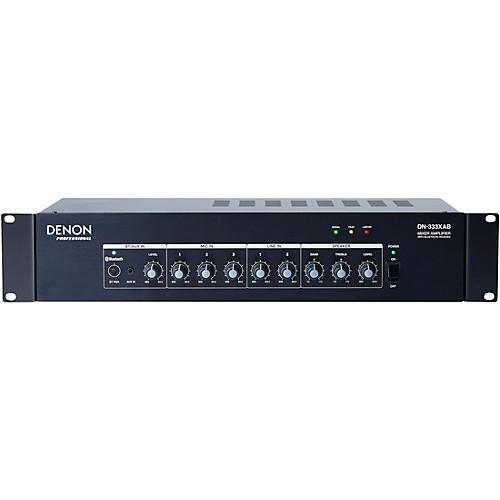Denon DN-333XAB Mixer/Amplifier with Bluetooth Connectivity