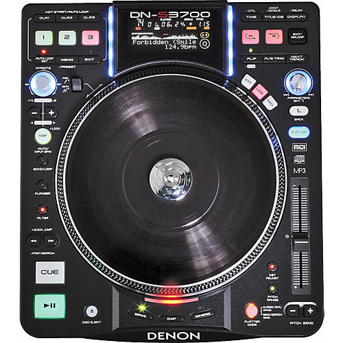 Denon Media Player : denon dn s3700 digital turntable media player and controller guitar center ~ Hamham.info Haus und Dekorationen