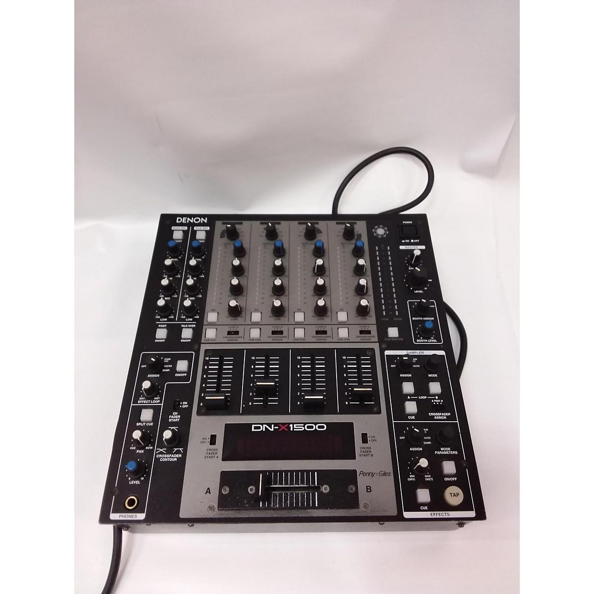 Denon DN-X1500 DJ Mixer