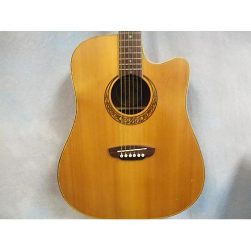 Luna Guitars DNC QA Acoustic Electric Guitar