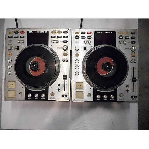 Denon DNS3500 Pair DJ Player