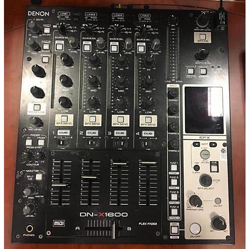 Denon DNX1600 DJ Mixer
