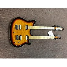 OLP DOUBLE NECK Solid Body Electric Guitar