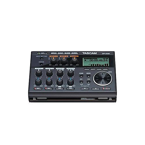 Tascam DP-006 Digital 6-Track Pocketstudio