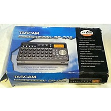 Tascam DP-008 MultiTrack Recorder