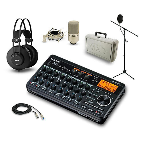 Tascam DP-008EX, K52 and 990 Package
