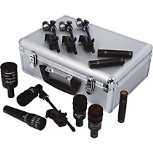 Audix DP Elite 8 Drum Microphone Pack