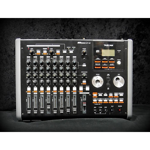 Tascam DP02 MultiTrack Recorder