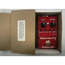 Fulltone DP1 Distortion Pro Effect Pedal
