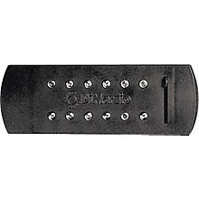 DiMarzio DP138 Virtual Acoustic Pickup with Volume Control Level 1 Black