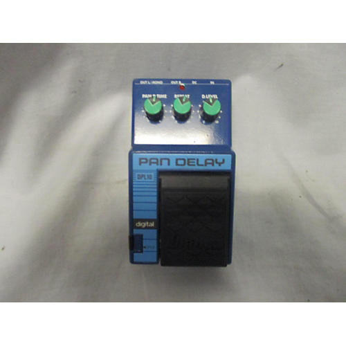 Ibanez DPL10 Pan Delay Effect Pedal