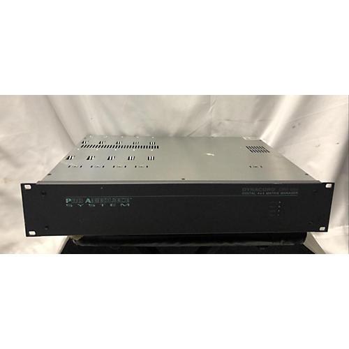 DYNACORD DPM4000 Signal Processor