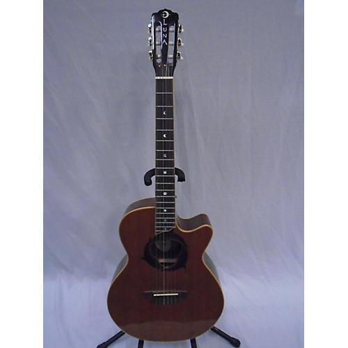 Luna Guitars DPN NYL Classical Acoustic Electric Guitar