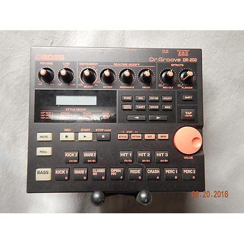 Boss DR-202 Dr. Groove Production Controller