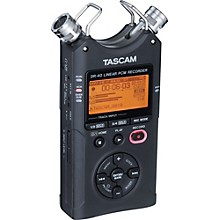 Tascam DR-40 Portable Digital Recorder Level 1