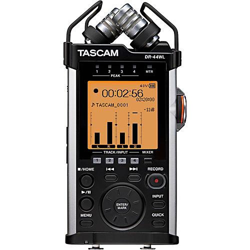 Tascam DR-44WL Handheld Linear PCM Recorder