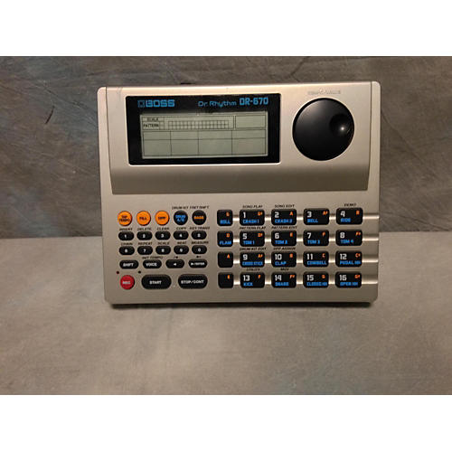 Boss DR-670 Production Controller