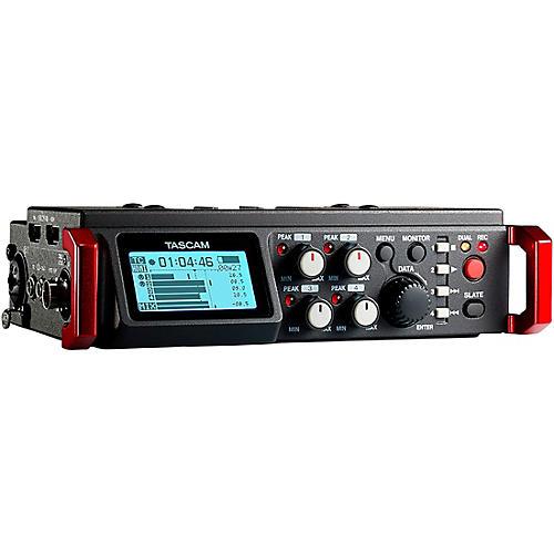Tascam DR-701D 6-Track Field Recorder for DSLR